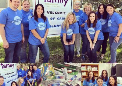 BCBSNE at Family Inc. for Day of Caring