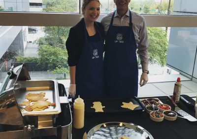 Union Pacific Pancake Decorating Contest