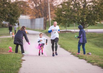 BCBSNE 5k Technicolor Run