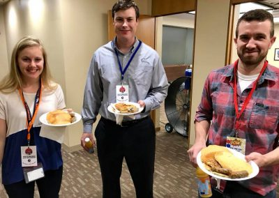 National Indemnity Pancake Fundraiser