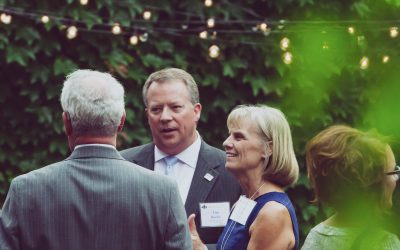 Honoring our Tocqueville Society donors who give back in big ways