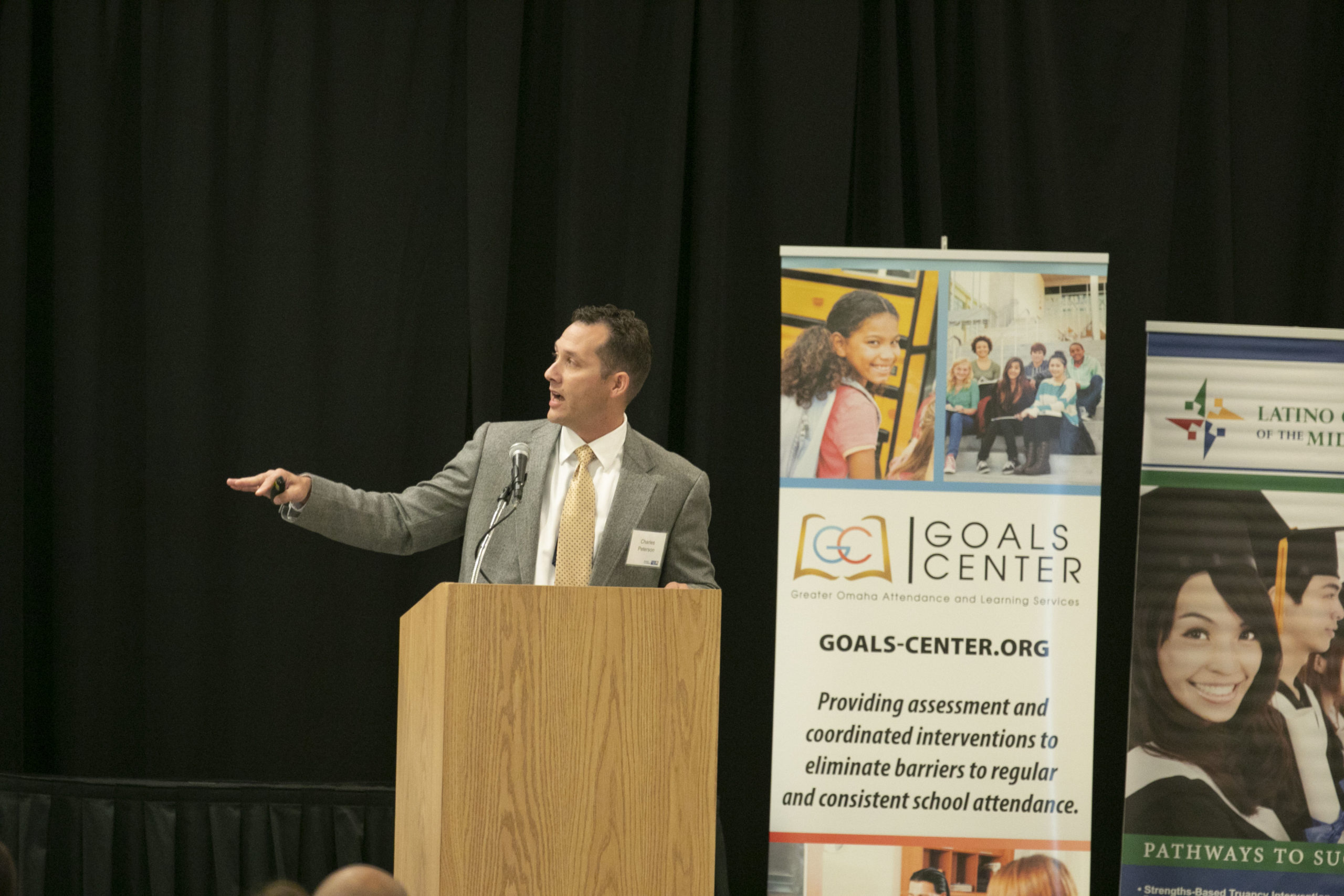 Charles Peterson, United Way of the Midlands