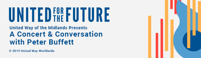 A Concert Conversation With Peter Buffett United Way Of The Midlands