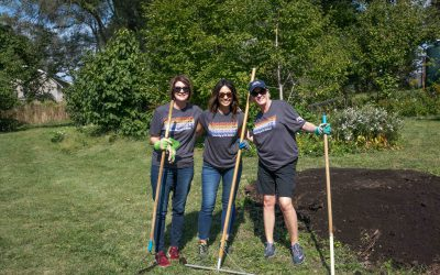 Another Wonderful Day of Caring