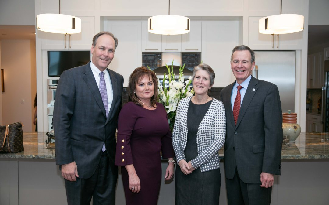 Tocqueville Society Reception 2019