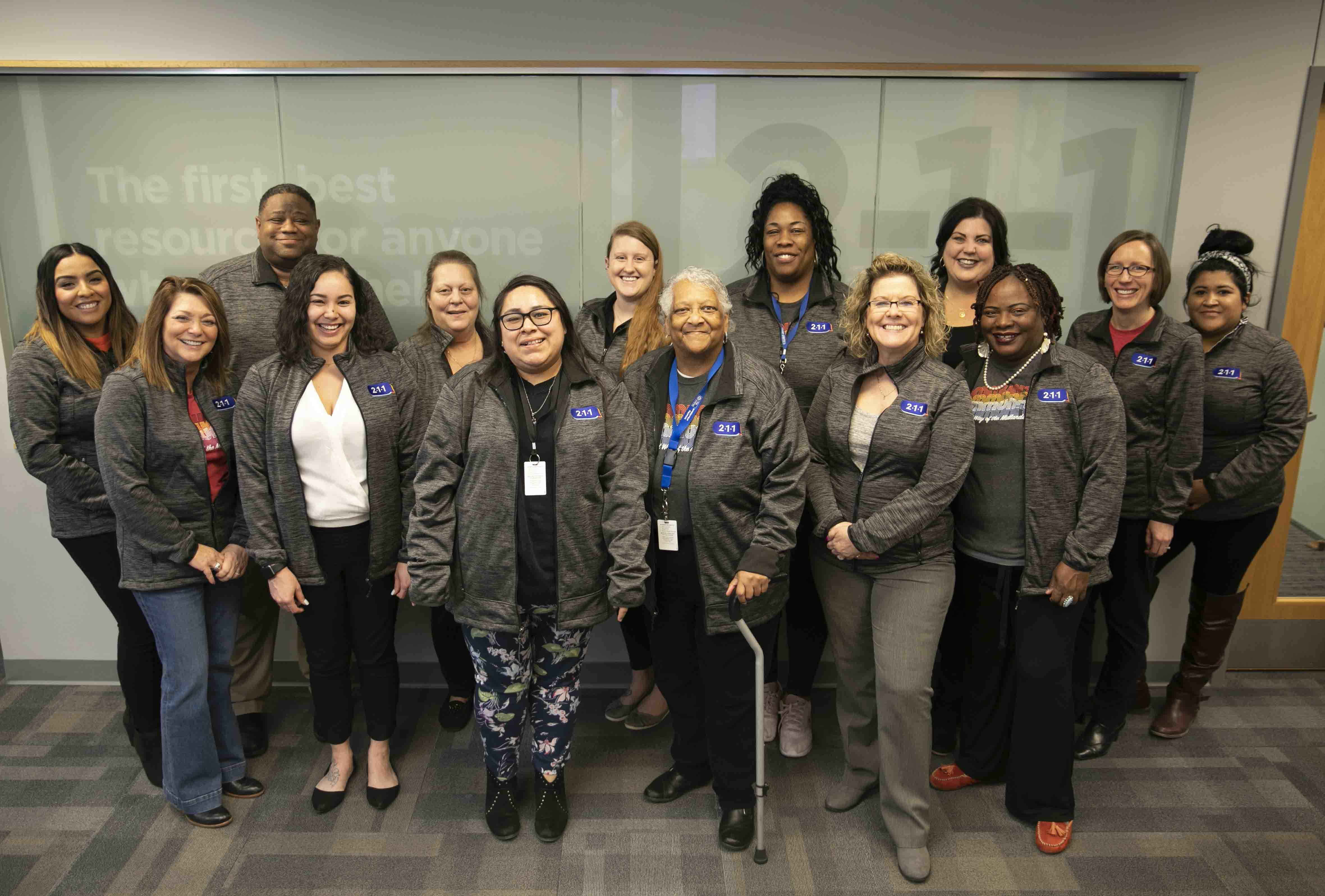 A Letter from the United Way of the Midland's 211 Helpline Team