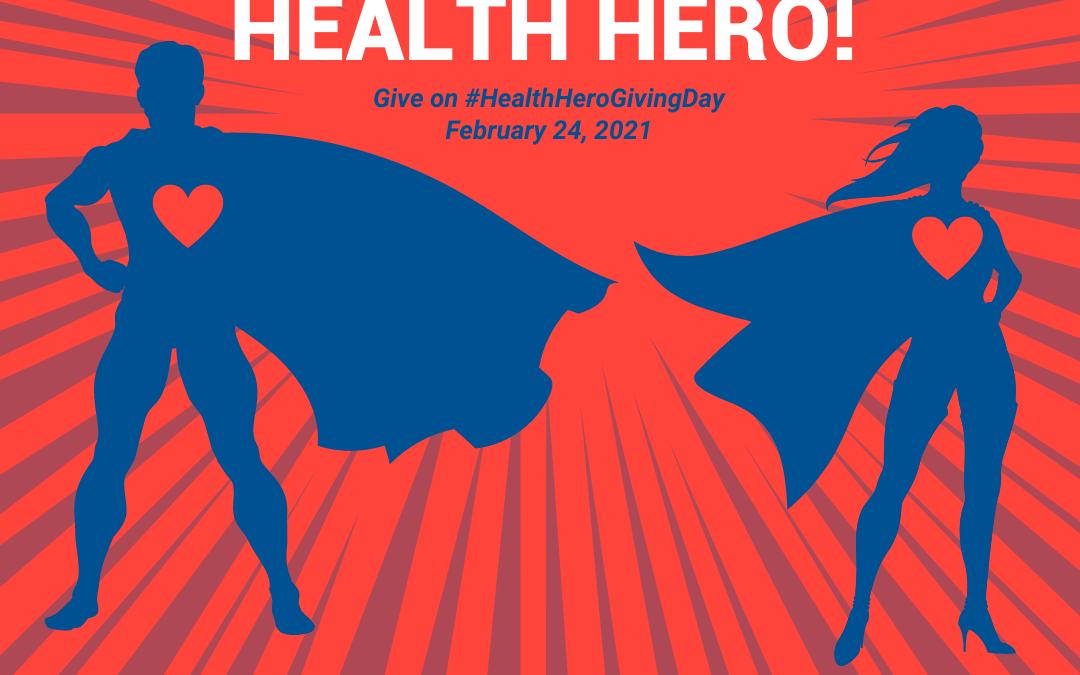 Health Hero Giving Day